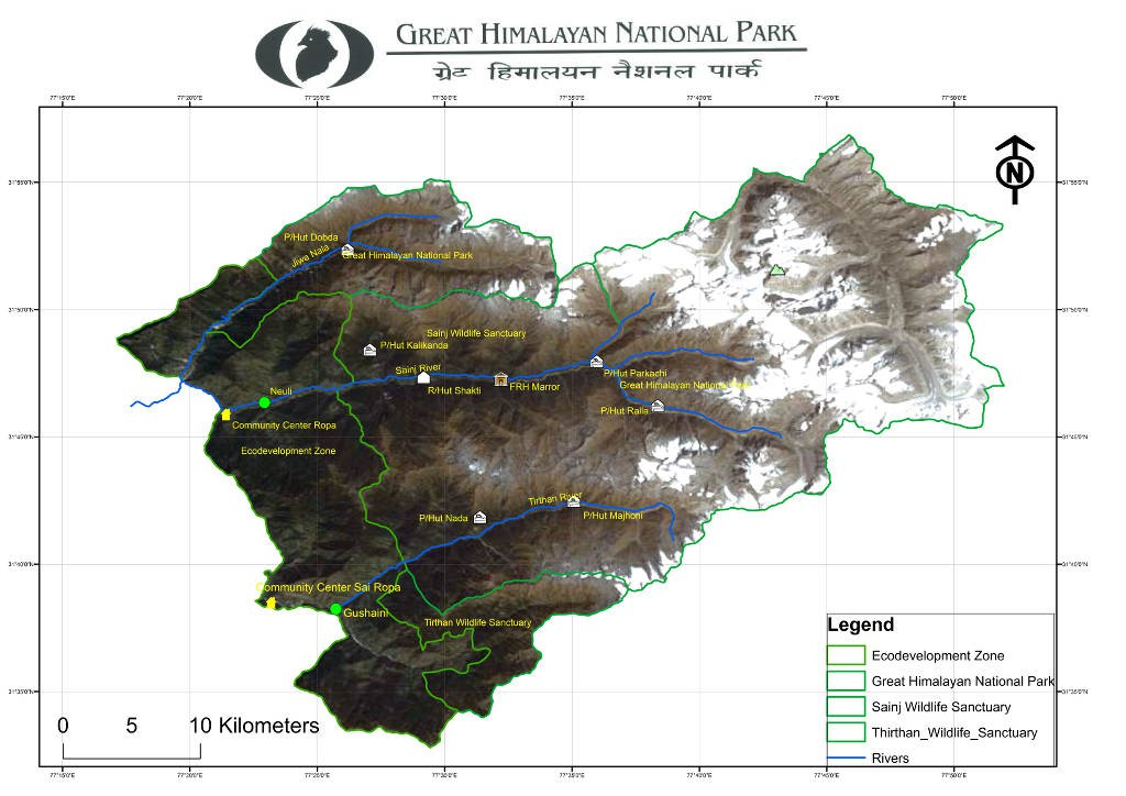 GHNP Boundaries