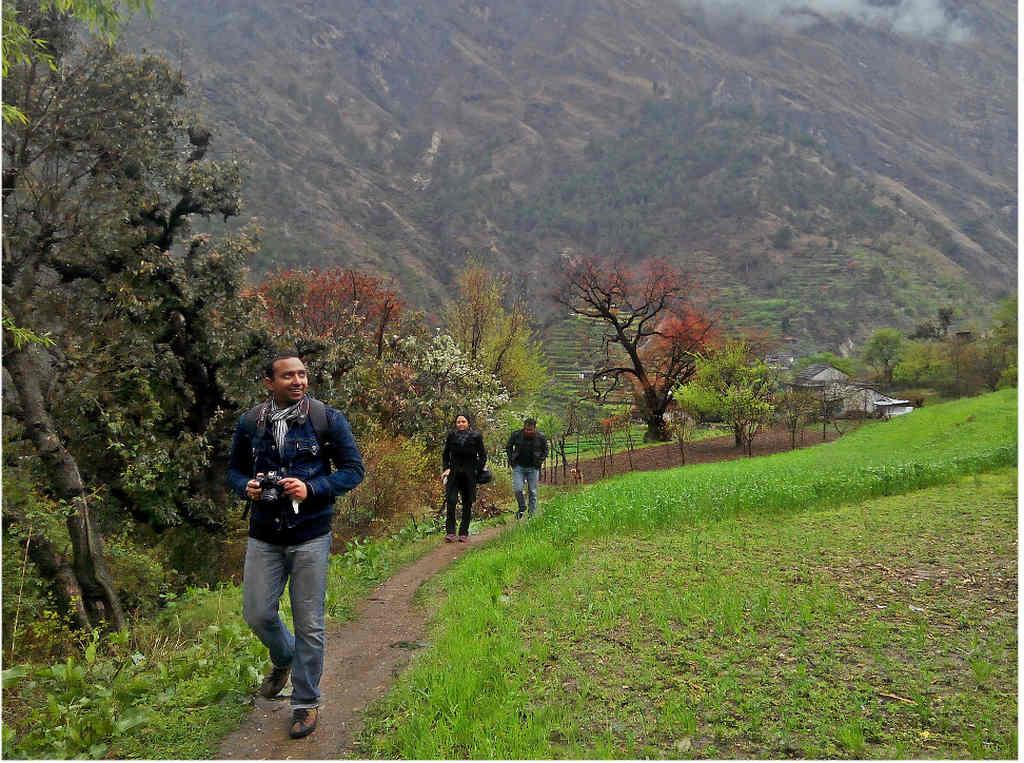 Local Sightseeing Around Tirthan Valley, GHNP