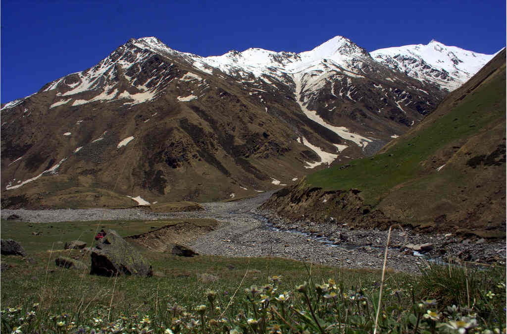 Tirath, Source of Tirthan River, GHNP